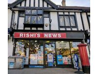 ESTABLISHED CONVENIENCE STORE + 3 BED FLAT FOR SALE!!! HUGE POTENTIAL!!