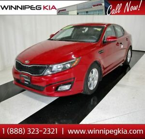 2015 Kia Optima LX *Heated Front Seats, Cruise & More!*