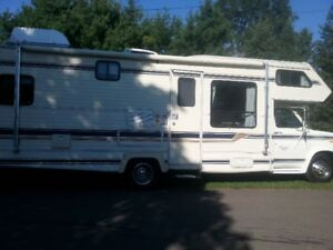 1990 Ford Royal Classic Motorhome 28ft