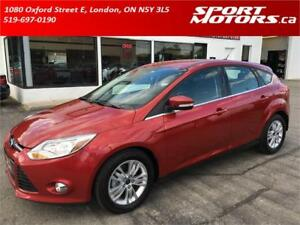 2012 Ford Focus SEL! New Tires & Brakes! Bluetooth! Microsoft Sy