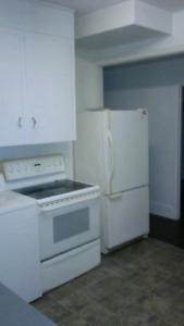 Nice two bedroom heat and lights incl.