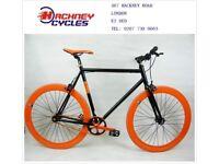 Brand new NOLOGO ALUMINIUM single speed fixed gear fixie bike/ road bike/ bicycles QQ9
