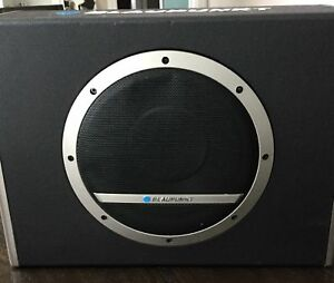 Powered 400w Blaupunkt Sub