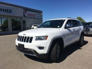 2014 Jeep Grand Cherokee Limited | Navigation System | Power Sun