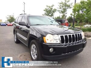 2007 Jeep Grand Cherokee Limited **TOIT OUVRANT+DVD+SIEGES CHAUF