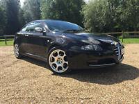 Alfa Romeo GT 1.9 JTDM 16v Black Line2007 57 1 OWNER FSH Deposit Now Taken