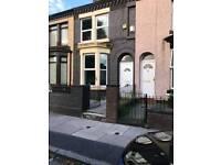 Bootle, Merseyside. NO DEPOSIT. 3 bedroom terrace house. Under going refurbishment