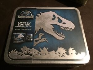 Jurassic World Limited Edition Collector's Set - New, Sealed