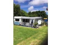 Hobby 720 UK Prestige 6 berth caravan for sale.