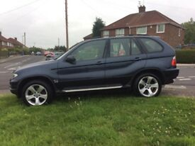 2005 x5 3.0d sport absaloute bargain at only £3650 ono px poss