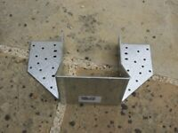 Single Heavy duty Joist Hanger 4inch