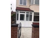 Spacious double room in a new 5 bedroom house with big garden, Enfield N9