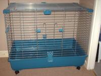 marchioro indoor cage & accessories