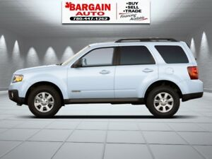 2008 Mazda Tribute limited