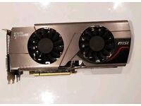 AMD Radeon HD6950 Graphics Card MSI Twin Frozr III