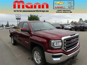 2016 GMC Sierra 1500 SLE - Tow package, Full Warranty, Rear view