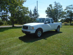 2008 Ford Ranger 4X4 SPORT Ext Cab