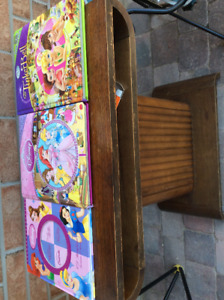 Children's books - Disney, princess, bedtime story books