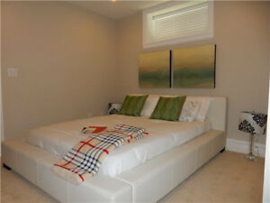 Newer Furnished One Bedroom Suite in Dunbar- 5 mins to UBC