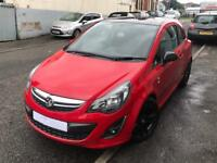 2013 63 reg corsa limited edition 1.2 petrol immaculate. Not vw, ford, audi, bmw, seat.