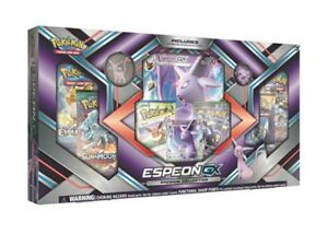 Pokemon Espeon & Umbreon GX Premium Now Available