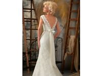 Mori Lee size 8 wedding dress