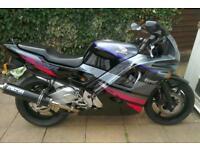Honda CBR 600 FN