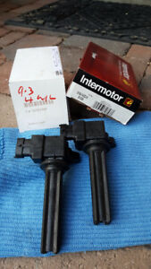 2 x OEM Saab 93 (2003-2011) Ignition Coils (Brand New!)