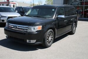 2009 Ford Flex Limited AWD CUIR TOW PACKAGE
