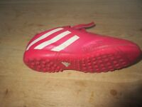 Adidas Pink size 13 Astro Boots