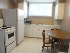 Fully Furnished Basement Suite Forest Grove $800 Sept 1