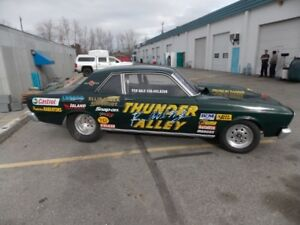 1969 FALCON FULL DRAG CAR ( VERY FAST) NOT STREET