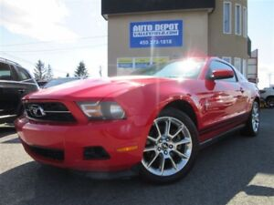 2011 Ford Mustang V6 MAGS, CRUISE, AC
