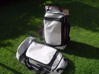 Travel Holdalls x 2 with wheels