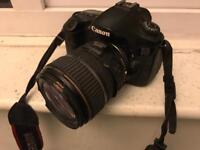 CANON 60D + 17-85mm EFS Lens
