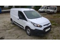 Ford Transit Connect 210 2014-64-plate, 1600cc turbo diesel, 83,000 miles, new MOT