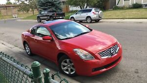 2008 Nissan Altima coupe low km 88000km