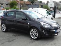 2012 Vauxhall Corsa 1.3 CDTi ecoFLEX 16v SXi 5dr (a/c)