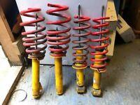 Lowering kit Alfa romeo 159