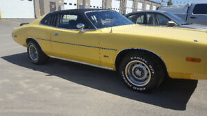 1974 Dodge Charger SE - Big Block/Pistol Grip