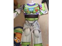 Buzz lightyear dress up