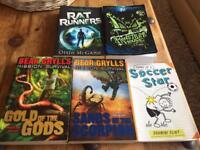 Boys Books Bear Grylls and More