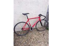 Trek T1 Track bike