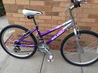Raleigh Krush Bicycle