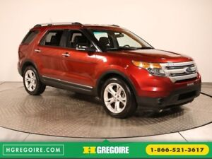 2014 Ford Explorer XLT V6 AWD NAVIGATION 7 PASSAGERS