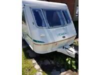 Elddis 2 Berth caravan