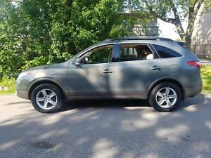 2007 Hyundai Veracruz Limited AWD,7SEATER,P.LEATHER HEATED SEATS