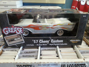 ERTL 1:18 Scale 57 Chevy Custom From The Movie Grease