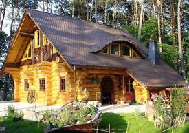 Custom Log house,Investors wanted
