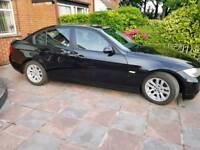 BMW 318I 2008 BLACK